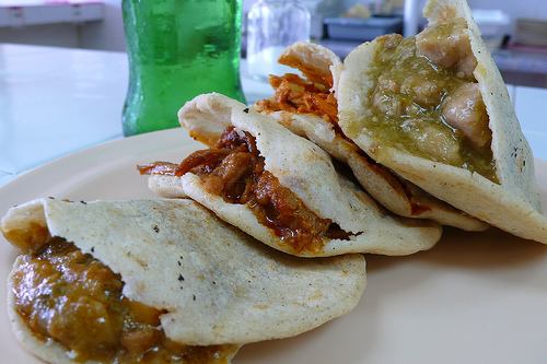 Gorditas Mexican Dishes