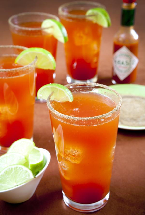 Michelada - Mexican Drinks