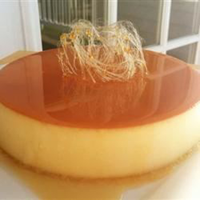 Baked Flan