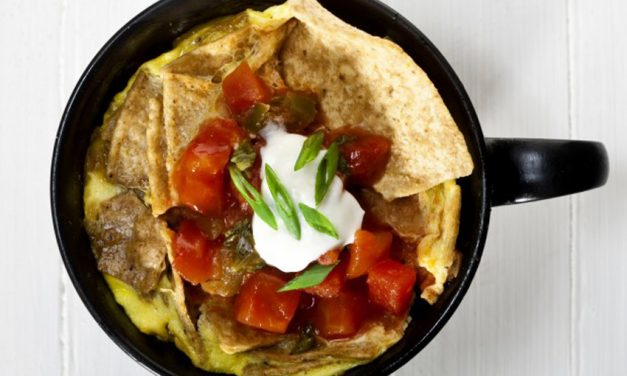 Coffee Cup Chilaquiles