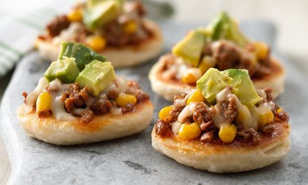 Mini Mexican Gorditas