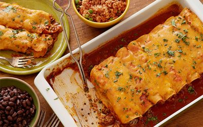 Perfect Enchiladas