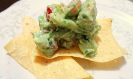 The Best Authentic Guacamole