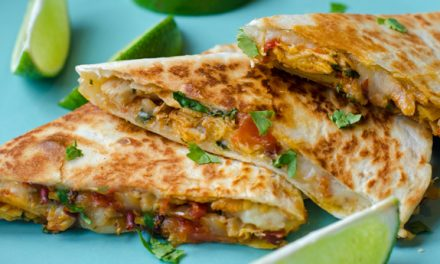 Chicken Chipotle Quesadilla
