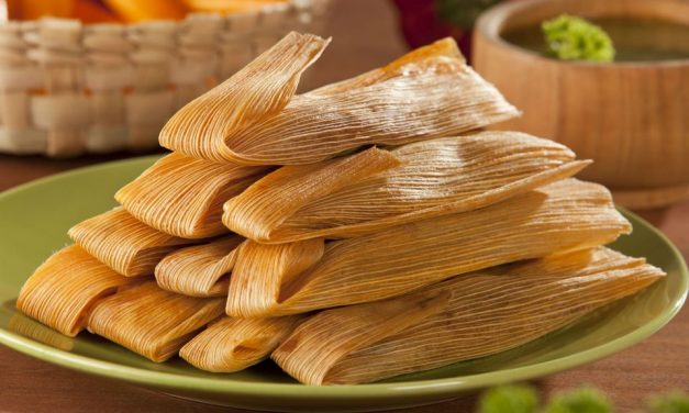 Cheese Tamales