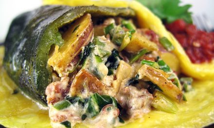 Chile Relleno Omelet