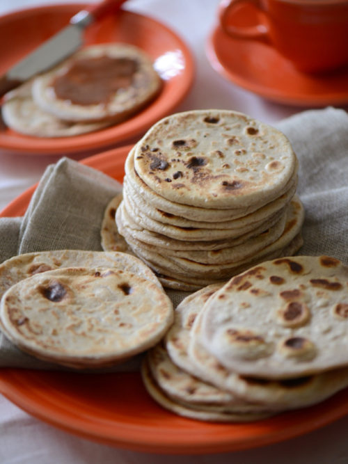Gorditas de Azucar Sweet Gorditas recipe