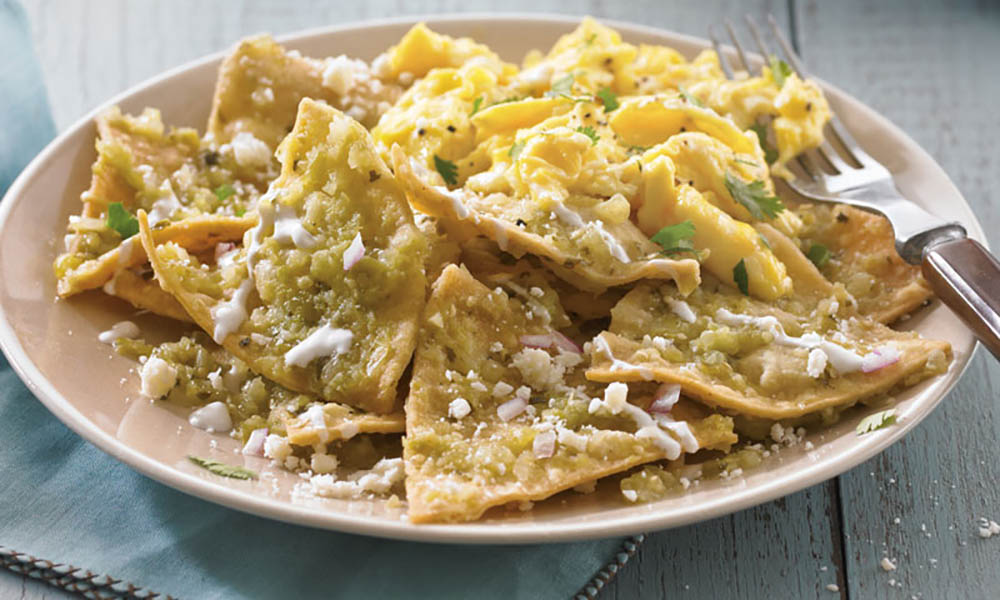 Learn How to Make Chilaquiles