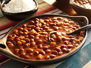frijoles popular Mexican foods