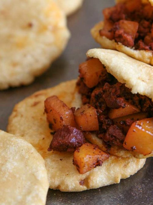 Mini Gordita Recipes